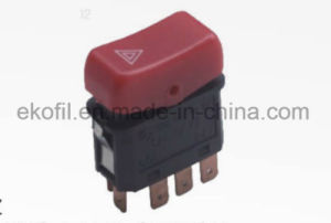 Warning Lamp Switch for Benz 0055459224 pictures & photos