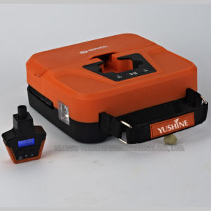 Portable 12V Car Tire Air Compressor with LED Light pictures & photos