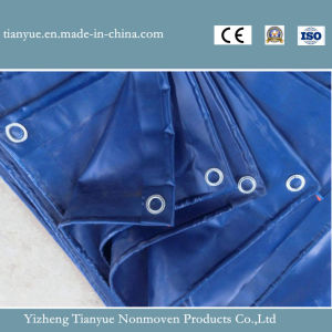 Polyester Printing Canvas Tarpaulin for Cover pictures & photos