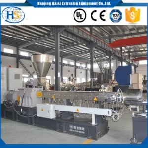 PE PP PA PC Plastic Twin Screw Extruder pictures & photos