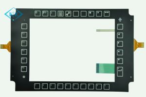 "Custom 17"" Multi Touch Capacitive Type Touch Screen Control Panel with IC pictures & photos"