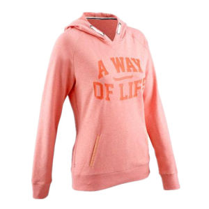 Fashionable Custom Made Design Women Sports Hoodies pictures & photos