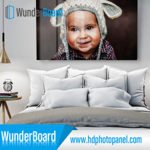 HD Wunderboard Printing Photographs Panel on Metal pictures & photos