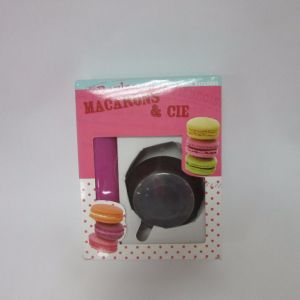 Slicone Marcarons Mat & Cake Decoration Tools Silicone Mounting Patterns Tools pictures & photos