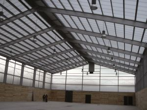 Clear Polycarbonate Sheet Factory pictures & photos