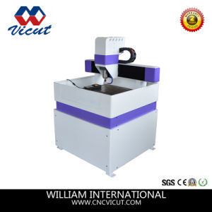 Small Size CNC Cutting Machine Mini Engraver Vct-6040 pictures & photos