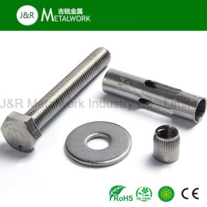 Stainless Steel Ss304 Ss316 Ss321 Sleeve Anchor Bolt pictures & photos