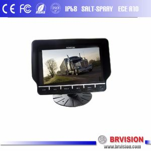 7 Inch TFT-LCD Color Automobile Monitor with Touch Button pictures & photos