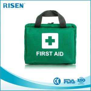 Green Private Label First Aid Kit Medical 1st Aid Kit pictures & photos