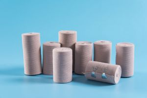 Latest Products in Market Skin Color High Elastic Bandage pictures & photos