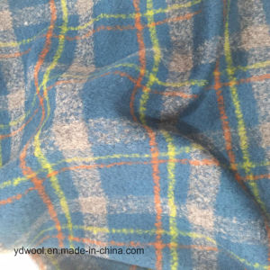 Check Wool Fabric Ready/Stock Fabric pictures & photos