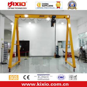 1-5 Ton Electric Mini Slewing Jib Crane pictures & photos