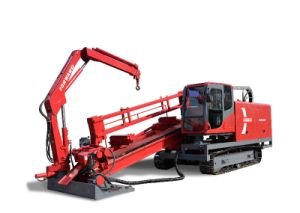 44t High Efficient Trenchless Horizontal Directional Drilling Machine with Weichai-Steyr Diesel Engine pictures & photos