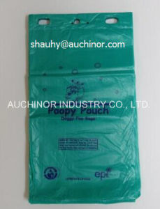 En13432 Astmd6400 Certified Compostable Doggy Waste Bags pictures & photos