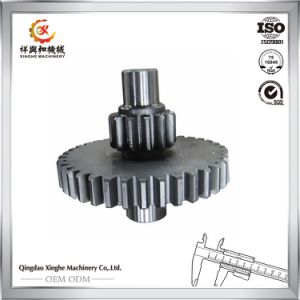 Spur Gear Bevel Gear Pinion Gear and Shaft Spline Shaft pictures & photos