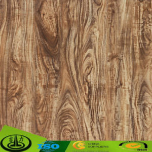 Wood Grain Paper as Melamine Impregnated Paper pictures & photos