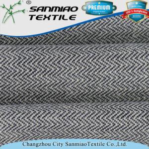 Indigo Stretch Spandex Twill Knit Denim Fabric for Garments