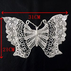 Novel Water Soluble Lace Collar pictures & photos