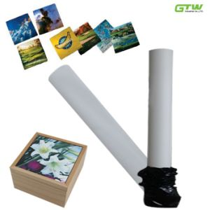 "70GSM Heat Sublimation Paper in 44"" Size with High Transfer Rate pictures & photos"