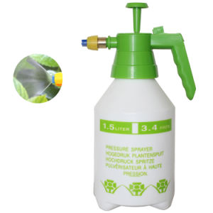 Ilot 1.5litre Pump up Trigger Sprayer with Flat Fan Nozzle pictures & photos
