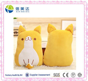 New Design Cute Shiba Inu Pillow Stuffed Plush Dog Toy pictures & photos