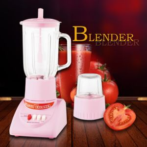 Hot Sales High Quliaty Low Price CB-T2g 2 Speed 2 in 1 Glass Jar Blender pictures & photos