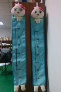 Customize Animal Shape Plush Children Kids Body Height Measurement Ruler pictures & photos