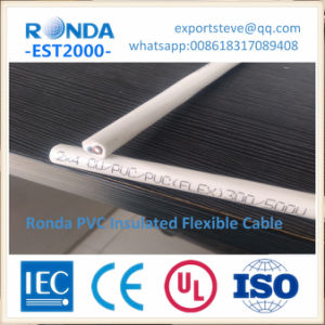 copper core PVC insulated electric wire cable pictures & photos