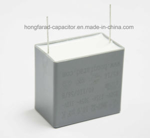 Cbb62 MKP X2 Film Capacitor for White Appliance. pictures & photos