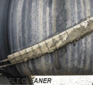 Corrosion Resistant Ceramic Belt Cleaner pictures & photos
