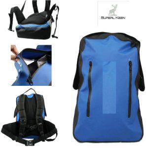 Outdoor Blue Waterproof Backpack pictures & photos