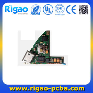 Rogers PCB and PCB Assembly with Micro USB pictures & photos