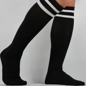 Cotton Foot Ball Socks pictures & photos