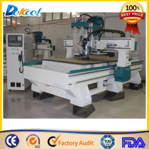 Atc Spindle CNC Tool Changer Wood Engraving Router Machine pictures & photos