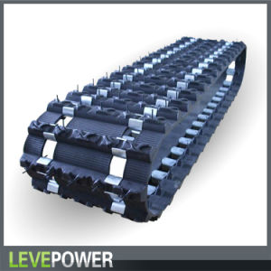 New Robot Rubber Track From Leve with Good Price pictures & photos