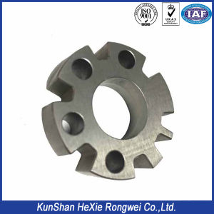 Hot Steel Forging CNC Machined Heavy Machinery Part pictures & photos