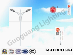 Ggledld-021 Patent Design IP65 High Quality 6m-12m LED Street Lights pictures & photos
