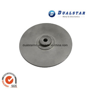 Aluminum Disc Casting with Supply OEM and ODM
