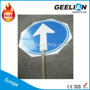 Aluminum/ABS LED Solar Personalized Street Sign pictures & photos