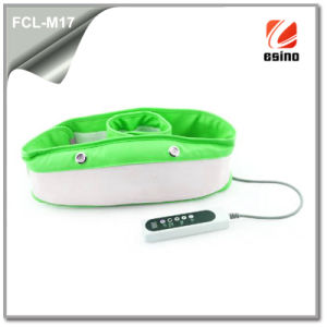 Waist Trimmer Belt Body Massager Vibrating Heating for Men and Women, Electric Waist Body Tummy Sauna Belt for Weight Loss Fat Burning Tool