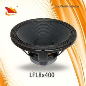 Professional Stage 18 Inch Rcf PA Subwoofer Speaker with 1000W RMS pictures & photos