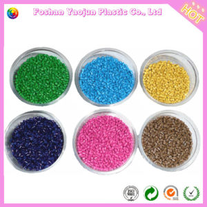 Colour Masterbatch for Plastic Raw Material pictures & photos