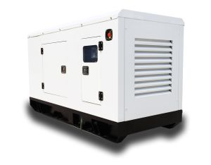 60Hz 35kVA Silent Type Diesel Generator Powered by Perkins (DP35KSE) pictures & photos