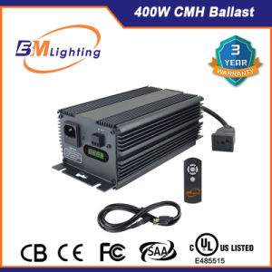 2016 New 400W Dimmable CMH Electronic Ballast Energy Saving Power Factor (PF) >0.99 pictures & photos