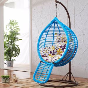 2017 New Hanging Chair &Swing Rattan Furniture, Rattan Basket (D017C) pictures & photos