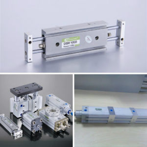 Japanese Standard MB Series Pneumatic Air Cylinder with Cushion pictures & photos