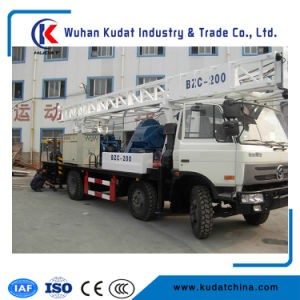 Truck Mounted Water Well Drilling Machine BZC-200 pictures & photos