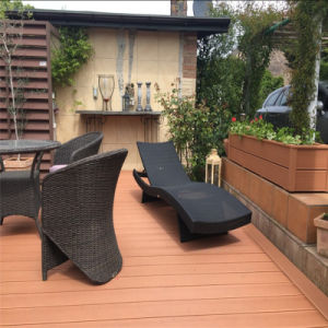 Best Waterproof and Fireproof Wood Plastic Composite Outdoor Solid Flooring pictures & photos