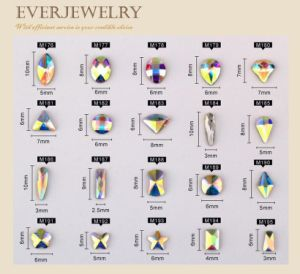 Bling Nail Art Decorations Crystal Rhinestone for Nail Accessories pictures & photos
