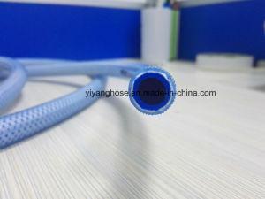 Agricultural Weaving Type PVC High Pressure Spray Hose, Pesticide Hose pictures & photos